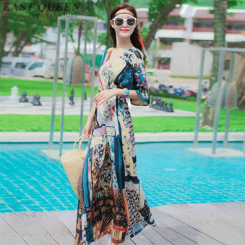39c83b3bc5d Mexican hippie dress women Boho chic ethnic style dress clothing bohemian  holiday beach female sexy dresses