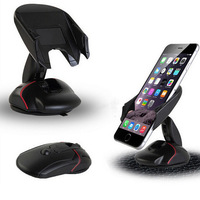 Sucker Type Mini Folding 360 Turn Universal Car Interior Accessories Dashboard Cell Mobile Phone GPS Mount