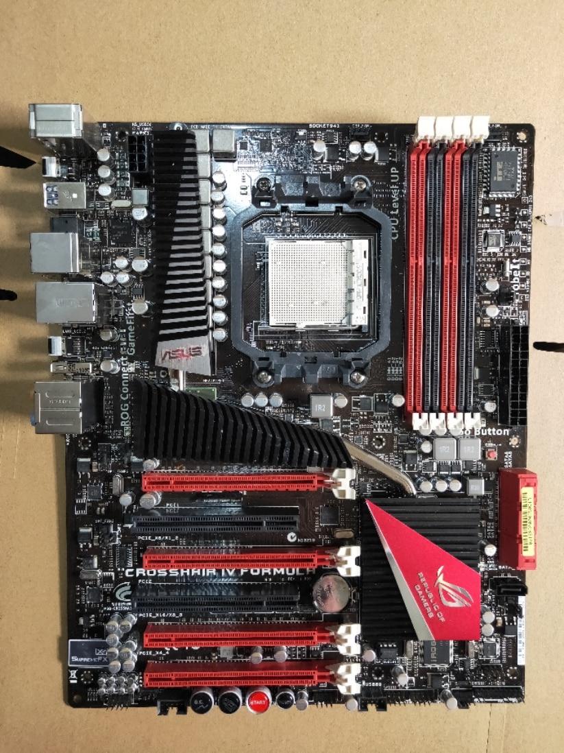 gigabyte ga h55m ud2h оперативная память - original motherboard for ASUS CROSSHAIR IV FORMULA Socket AM3 DDR3 16GB USB2.0 USB3.0 desktop motherboard Free shipping