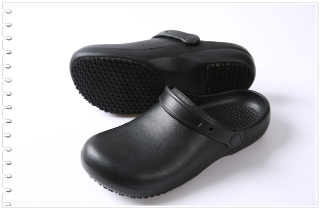 Anti Slip Chefs Kitchen Shoes Hospital Surgical Shoes Doctorsu0027 Nurses  Slippers With Bands Medical