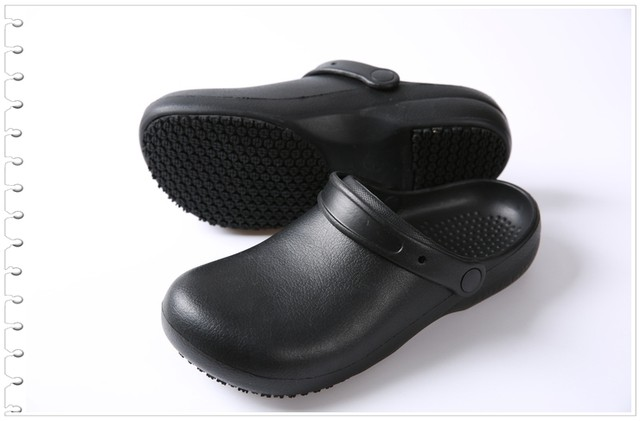 Anti Slip Chefs Kitchen Shoes Hospital Surgical Shoes Doctorsu0027 Nurses  Slippers With Bands Medical Accessories