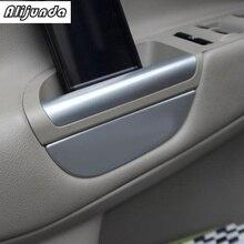 4 шт./компл. передней двери подлокотник коробка для хранения abs внутренняя коробка Стикеры чехол для Ford Kuga Побег 2013 2014 2015 2016 автомобиль Интимные аксессуары