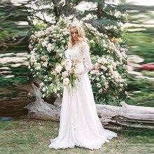 Elegant White Chiffon Skirt Custom Made Zipper Waistline A Line Floor Length Lon