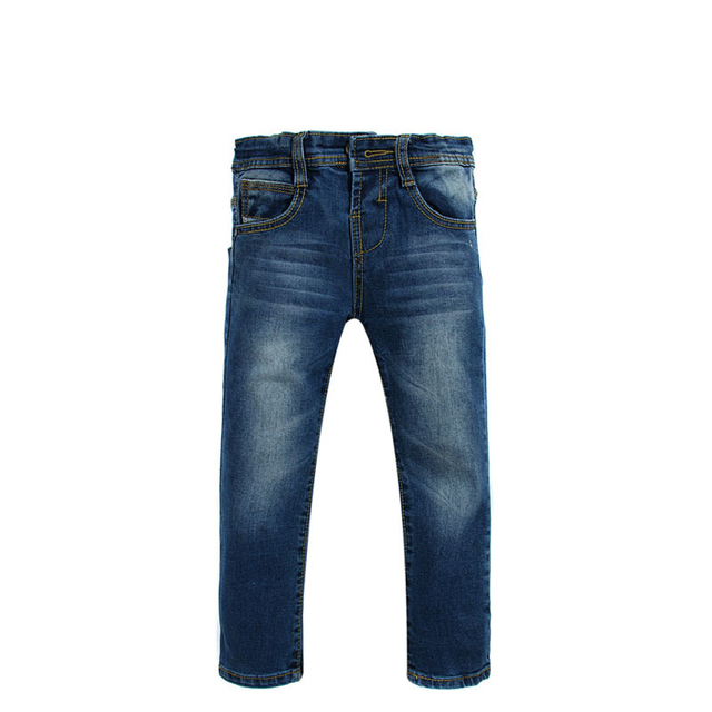 2017 новое прибытие детские узкие джинсы 2-7Ykids джинсы pip boy legency мальчиков джинсовые брюки za * дети мальчики письма дети дизайнер джинсы