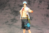 26cm One piece navy ace Action figure toys collection doll Christmas gift no box