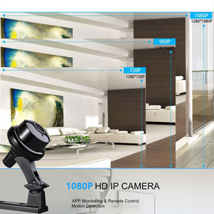 Image 3 - Hot Sale 1080P Baby Monitor Home Security IP Camera Wi Fi Wireless Network CCTV Mini Camera Surveillance P2P Night Vision Cam
