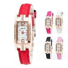 HOT Relogio Feminino Pointer Quartz Wrist Fashion Women Watches Horloge 17May5