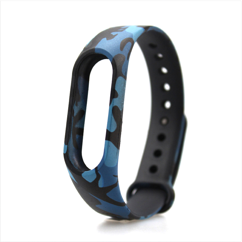 HANGRUI Colorful Xiaomi Mi Band 2 Wristband Miband 2 Strap Bracelet Strap Replacement Smart Band Accessories For Mi Band 2 Band 9