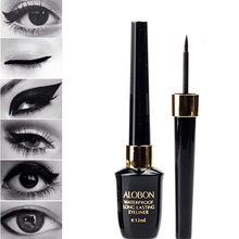 12ml Liquid Eyeliner Waterproof Eye Liner Pencil Pen Black Make Up Comestic Set