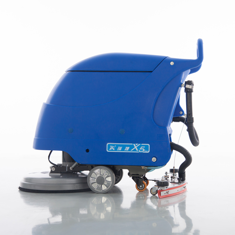 ART X5 Battery Powered Industry Use Compact Floor Cleaning Scrubber Machine|Cleaning Brushes| |  - title=