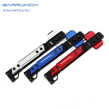 Barrowch Metal Bracket use for Brace GPU Card Length 201-257mm Fix Graphics in the Case 2 Colors AL bracket
