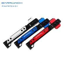 Barrowch Metal Bracket use for Brace GPU Card Length 201-257mm Fix Graphics in the Case 2 Colors AL bracket