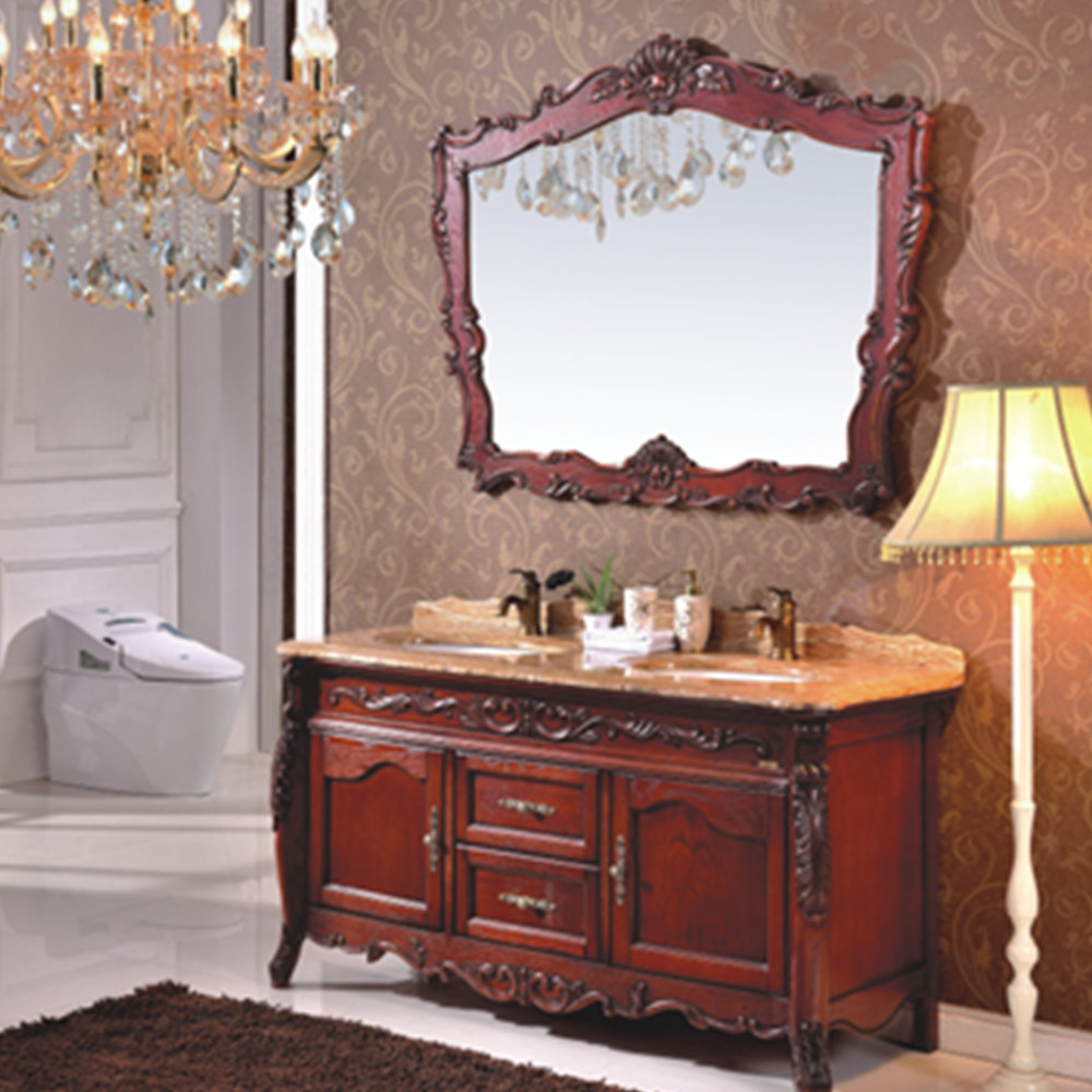 Clical Red Cherry Wood Antique