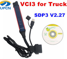 VCI-3 Best Wifi Quality++ With VCI3 V2.27 SDP3 Software 2.27 for VCI Wireless Truck Diagnosis Tool to Instead of VCI2