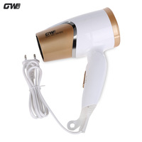 Guowei GW 656 Electric Hair Dryers 220V Styling Tools Ceramic Blow Ionic Foldable Handle Hairdryer For