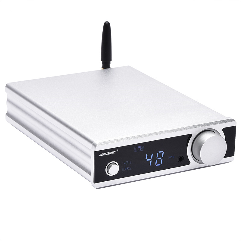 TDA7498E power amplifier dac 100W 2 audio dac SA9023 USB RCA bluetooth5 0 Optical coaxial input