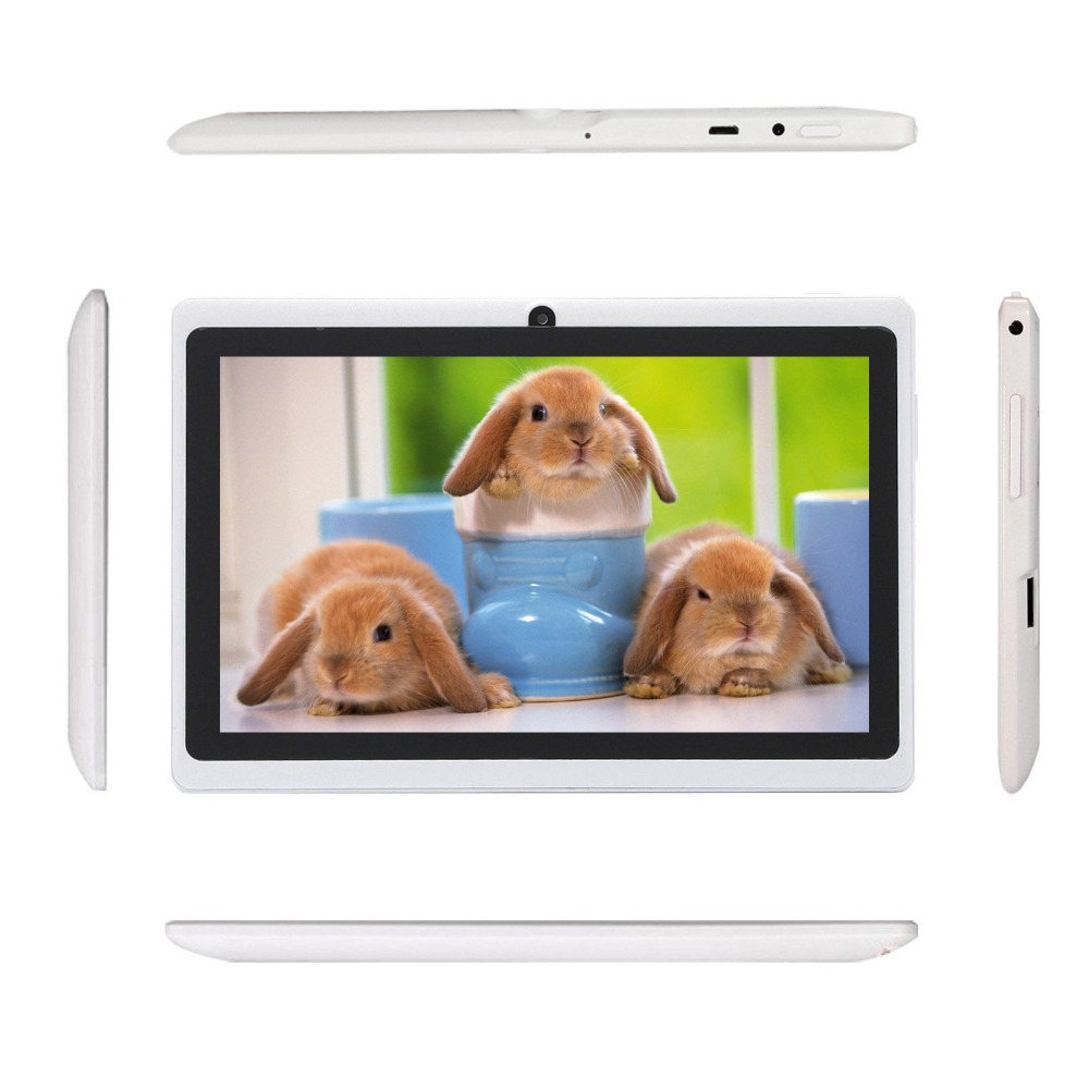 7 Inch Android4 4 font b tablet b font pc wifi dual camera 3G External 7