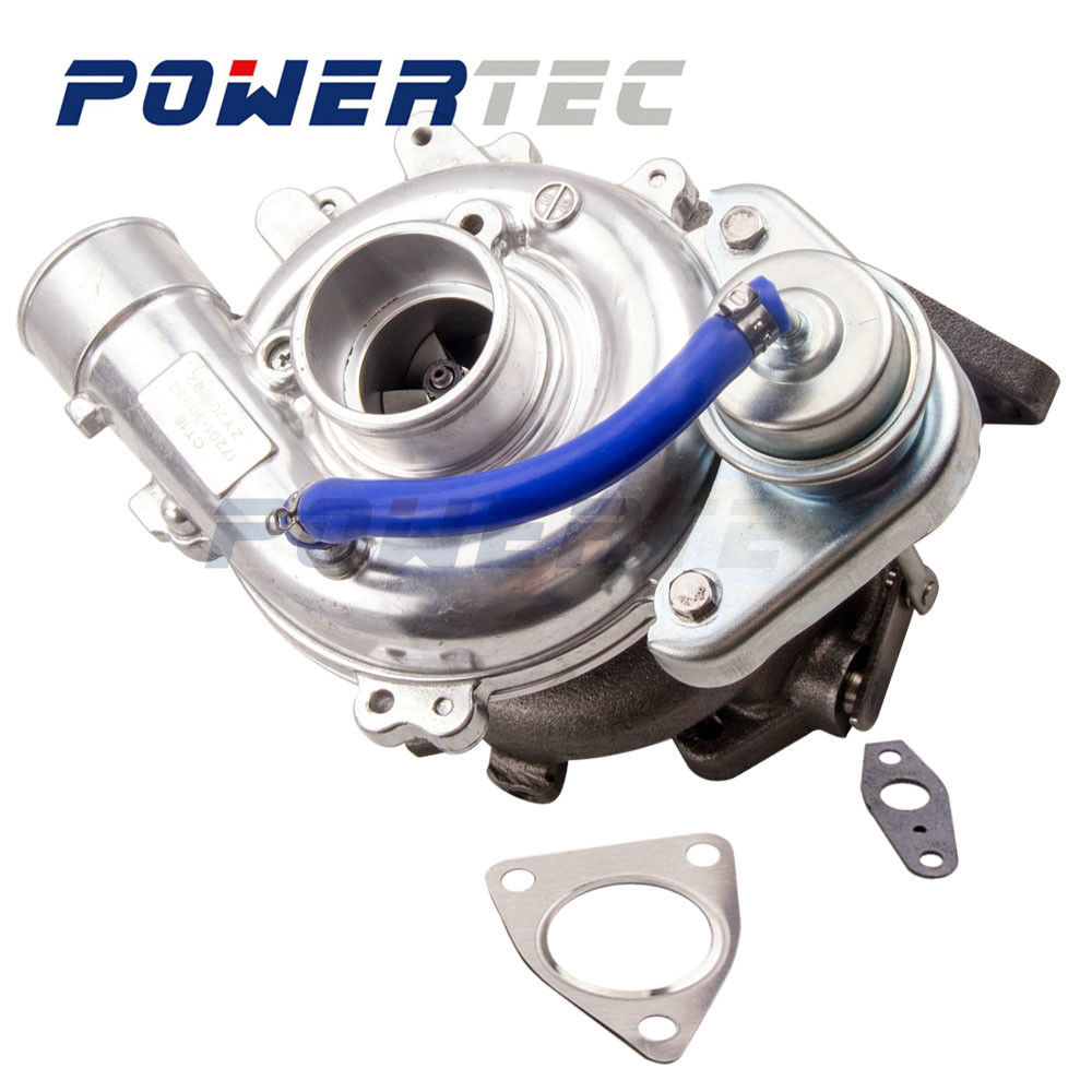 Turbine Complete Turbo Charger CT9 For Toyota Hilux 2.5 D4D 2KD-FTV 102HP 17201-30030 17201 0L030 Full Turbo Charger 17201 30120