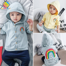 Xizhibao Autumn Winter Baby Warm Boy Girl Cartoon Hooded