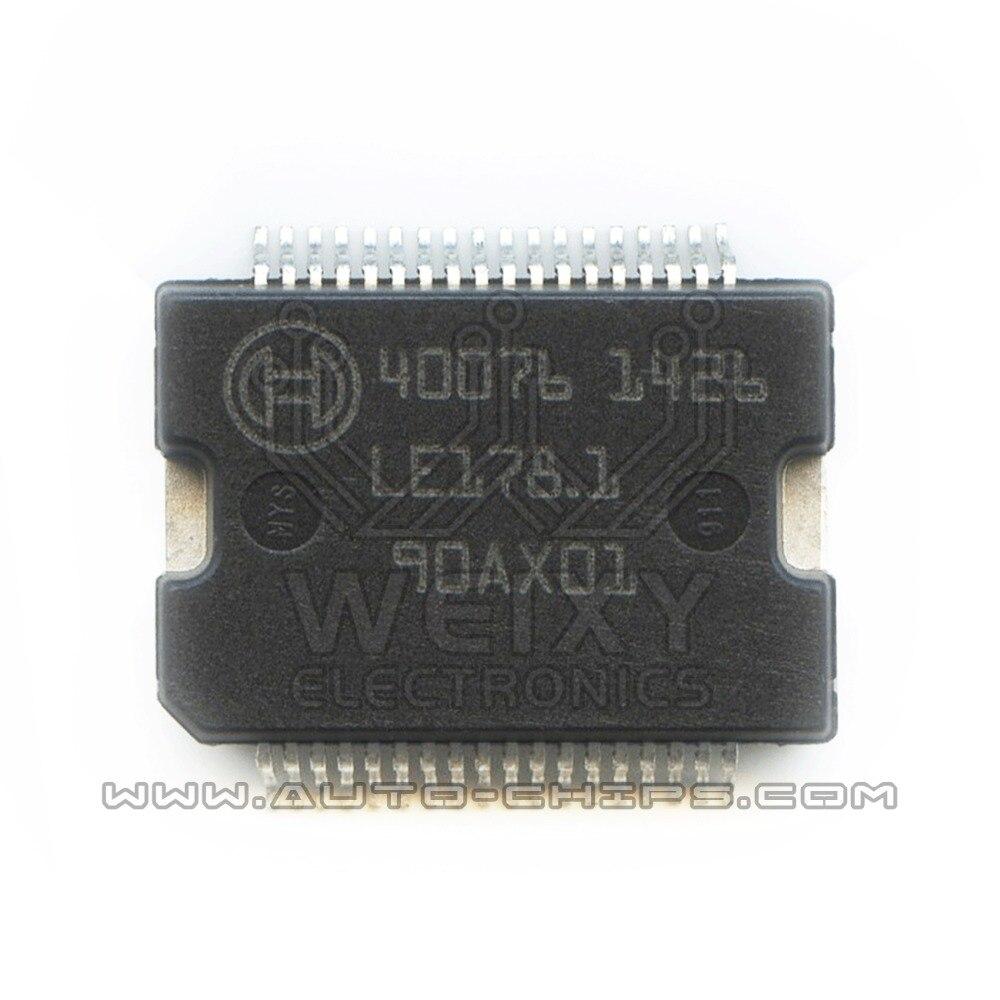 40076 чип драйвера питания для BS ECU