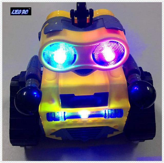 Новый дизайн 2 в 1 мяч 2.4 ГГц 2ch смешно мяч rc robot toys