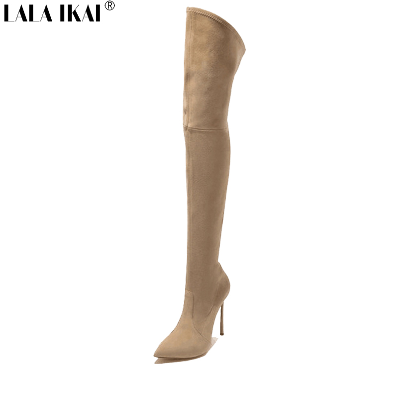 Online Get Cheap Thigh High Boots Size 9 -Aliexpress.com | Alibaba ...
