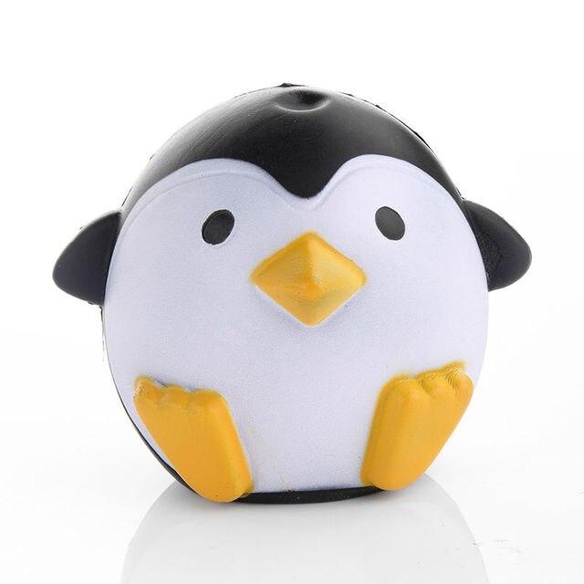 12 Cm Squishy Fat Pinguin Squeeze Stretch Weiche Langsam Steigenden