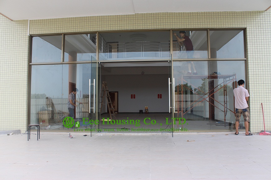 Glass Door Picture More Detailed Picture About China Manufacturer Commercial Exterior