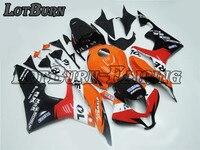High Quality ABS Plastic Fit For CBR600RR CBR 600 RR F5 2007 2008 07 08 Moto Custom Made Motorcycle Fairing Kit Bodywork