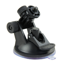 DVR Holders Suction Cup Mounts Bracket Camera Phone Holder Car DVR Bracket Rotate Automobile Mini Phone
