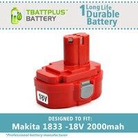 18V 2 0AH 1822 192826 5 192827 3 PA18 Battery For MAKITA 18 Volt Cordless Drill