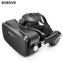 Xiaozhai BOBOVR Z4 Virtual Reality 3D glasses FOV120 VR Headset 3D VR Glasses Game VR BOX For Xiaomi For iPhone