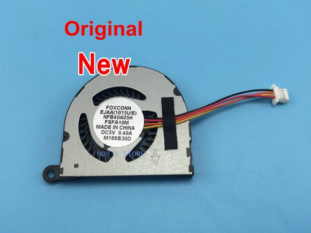 New Notebook CPU Cooling Fan For ASUS 1011 1015 1015T 1015B 1015BX ...