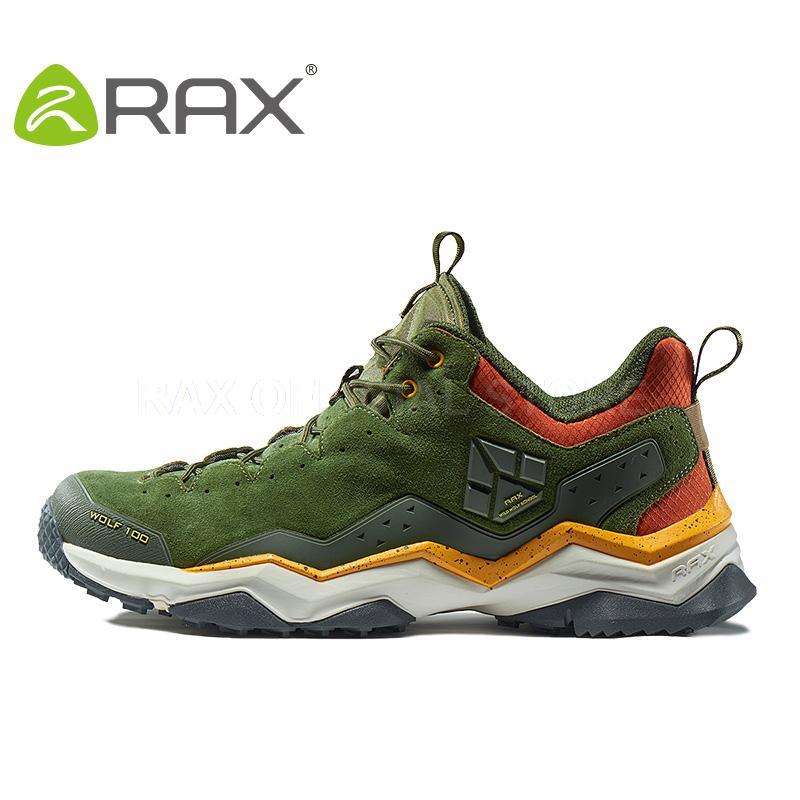 RAX 2016 nouvelles chaussures de randonnée respirantes pour hommes marque femmes chaussures de sport hommes baskets chaussures de montagne en plein air bottes de randonnée homme