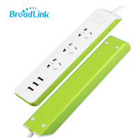 Wireless Smart Strip Socket Plug 2 1A USB Fast Charger 4G Wifi Power Outlet for Xiaomi