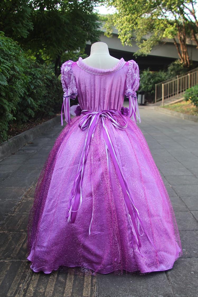 Hermosa Vestido De Deslizamiento En El Partido Festooning - Vestido ...