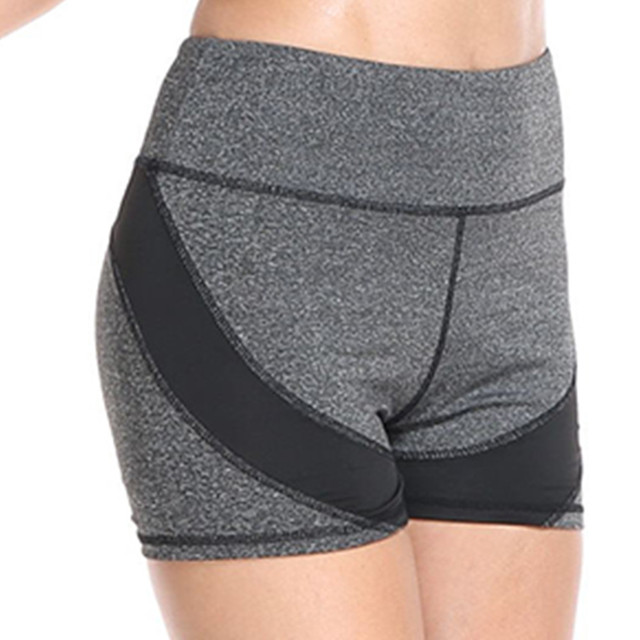 OVESPORT Women Fitness Shorts Workout Elastic Loose stripe Casual Breathable Quick Dry Absorb Sweat Sexy Bottom hot shorts