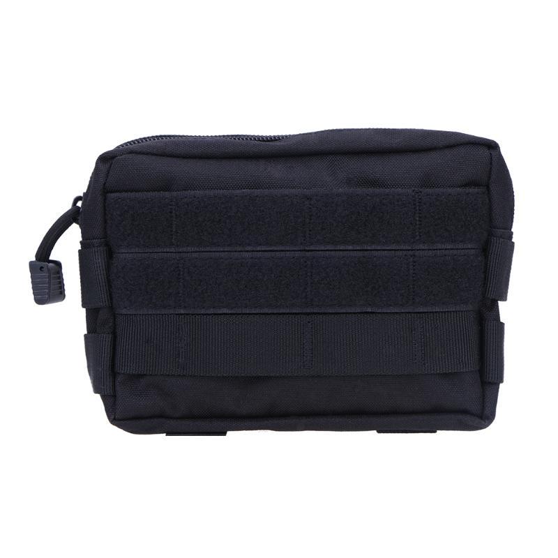 Molle Sous-paquet En Plein Air Camouflage Tactique Poche Fanny pack téléphone Banlieue Paquet Militaire Accessoires EDC Outil Changement Sac
