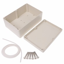 Waterproof Plastic Enclosure Case Junction Box 265mm x 185 mm x 115 mm Junction Box rc lipo battery safety protect bag pouch safe guard charge sack 185 x 75 x 60 mm 235 x 180 x 65 mm