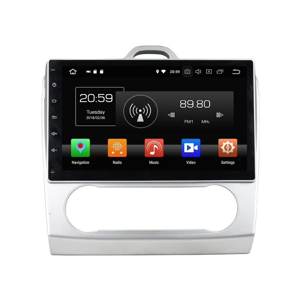 Android 8 0 Octa Core 10 1 Car Multimedia DVD font b GPS b font Head