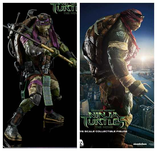 "1/6 Super flexible figure doll <font><b>Teenage</b></font> <font><b>Mutant</b></font> <font><b>Ninja</b></font> <font><b>Turtles</b></font> <font><b>Donatello</b></font> or Raphael 12"" action doll Collectible Figure model toys"