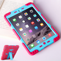 For Apple Ipad 234 Case 3 In 1 Protection Stand Cover For IPad 2 3 4