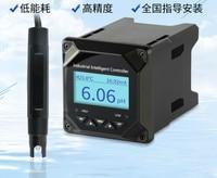 Ph метр низкая энергия промышленный кислотность метр канализационные аквакультуры дозирование ph/ОВП детектор Онлайн PH контроллер зонд инст
