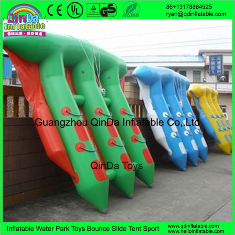 inflatable flying fish banana towable boat18