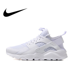 NIKE AIR HUARACHE 2017 Original Authentic Cushioning Men's Running Shoes Sneakers Sports Outdoor Footwear Breathable Athletics