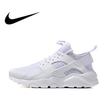 hot sale online 59fff 63e3f NIKE AIR HUARACHE 2017 Original Authentic Cushioning Men s Running Shoes  Sneakers Sports Outdoor Footwear Breathable Athletics