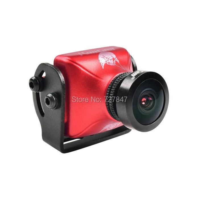 Новый красный runcam eagle 2 800TVL мини Камера PAL CMOS 2.5 мм 4:3 NTSC/PAL переключаемый Супер WDR Камера низкой задержкой