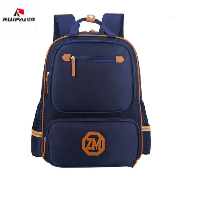 b410f87aac Waterproof schoolbag Children School Bags Orthopedic Backpack elementary  Backpack Kids school bookbag Boys Girls Mochila Satchel