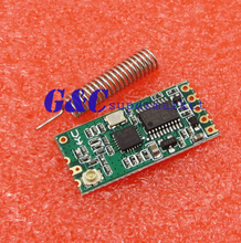 Integrated Circuits wireless RF serial UART module HC-11 433MHz 5V 3V AT command hc11