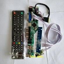 kit for LP156WH3(TL)(BC) USB HDMI 15.6″ Panel Screen 1366X768 40pin LVDS VGA remote LCD LED TV AV Controller driver board